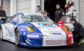 Unistuste praktika: Eestis autotehnikuks õppiv noormees töötas Prantsuse võidusõidutiimis!