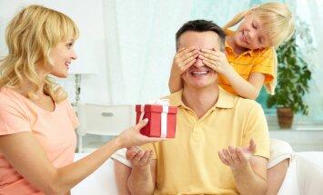 Vastused küsimusele: Mida mehed isadepäevakingiks saavad?