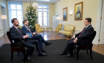 Jüri Ratase aastalõpu intervjuu