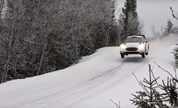 VIDEO: Vaata Ott Tänaku Rootsi ralli eelset testisõitu!