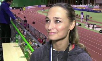 DELFI VIDEO: Napilt Eesti rekordile alla jäänud Balta: sees on rohkem!