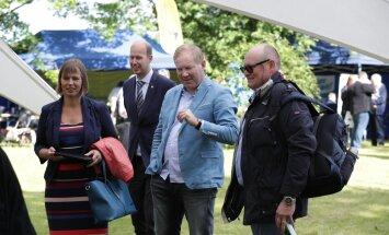 Kersti Kaljulaid arvamusfestivalil