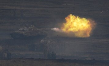 """Ida-Ukrainas suurenes veelgi valitsusvägede positsioonide ründamine, käimas on """"snaiprite sõda"""""""