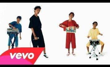 INSPIRATSIOONIKS: Uus popstaar? Vaata Will Smithi tütre uut omanäolist musavideot!