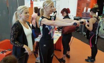 Spordinädala raames on sel pühapäeval naised oodatud tervise- ja trennifestivalile