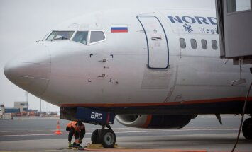Moskvalased lennujaamas
