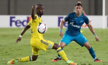 Jalgpall  Maccabi vs Zenit