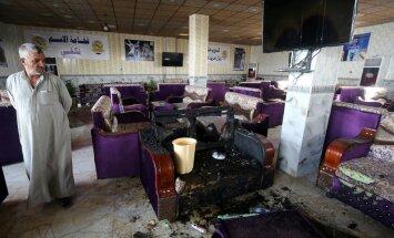 Kohvik pärast terrorirünnakut