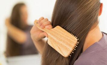 Vaata, kui tihti peaksid tegelikult oma juukseharja puhastama