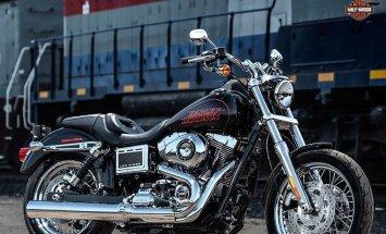 Tallinn Motor Show võimaldab Harley-Davidsoni mootorratta omanikuna koju minna