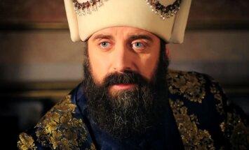 Halit Ergenc sultan Suleimanina Türgi seriaalis