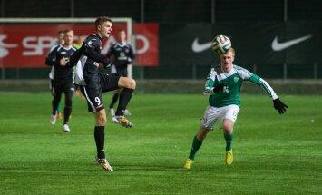 FC Infonet vs. FC Levadia