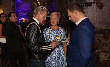 SUUR GALERII: Palju õnne Kanal 2! VAATA, milline lõbus seltskond saabus Eesti vaadatuima telekanali uhkele sünnipäevapeole