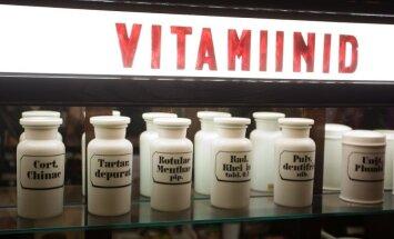 AVASTUS: Liiga palju D-vitamiini teeb tervisele karuteene
