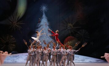 """В воскресенье в эстонских кинотеатрах покажут балет Большого театра """"Щелкунчик"""""""