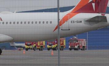 ГЛАВНОЕ ЗА ДЕНЬ: Угроза взрыва в аэропорту, рейс Smartlynx, гибель подростка в Элва