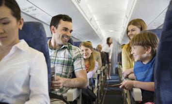 Воздушный этикет: 10 основных правил поведения в самолете