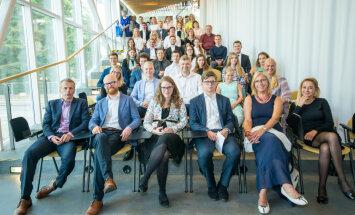 Riik ja ettevõtjad toetavad 80 000 euroga Eesti noorte õpinguid maailma tippülikoolides