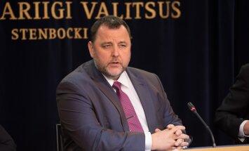 Rahandusminister Sven Sester tõi valitsuse ette suurkontsernidelt kasumi väljameelitamise plaani.