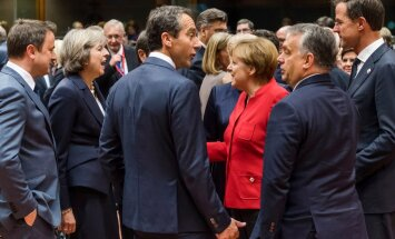 EL-i tippkohtumise algushetked