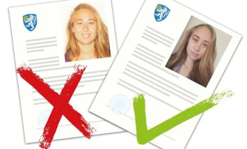 Eesti võimudele USA kodaniku naeratusega foto ei sobinud, küll aga kõlbas elamisloa saamiseks üks tõsine <em>selfie</em>