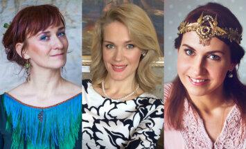 Epp Kärsin, Ketlin Kaljas, Kristina Paškevicius: Alkeemia tähistab täna 5. sünnipäeva naiste maagilise väe vestlusringiga
