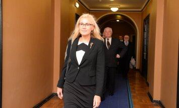 Kadri Simson: välispoliitika tundmine ei saa olla presidendi ainus kriteerium
