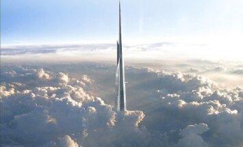 Выше неба: Представлен проект нового самого высокого здания в мире