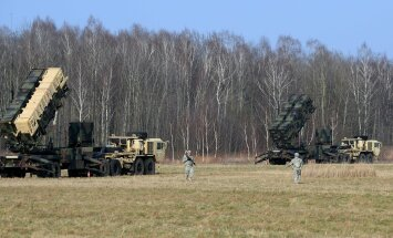 Kindral Terras Financial Timesile: Balti riigid vajavad Patriot-rakette