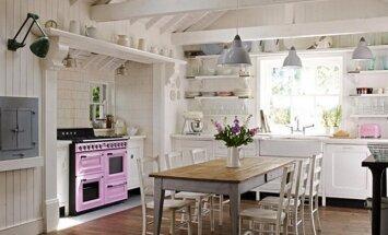 FOTOD: Just neid nõuandeid järgides sisustad trendika köögi