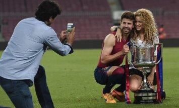 Shakira: esimest korda ajaloos on EM-il värava löönud armastajapaar!