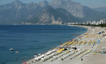 Türgi kuurortlinnas Antalyas toimus plahvatus