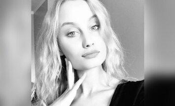 KLÕPS: Värskeim blondiin telemaastikul Amanda Hermiine Künnapas: ema on minu kalju