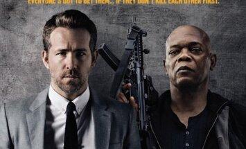 """TREILER: Samuel L. Jackson on maailma parim palgamõrvar ja Ryan Reynolds on maailma parim ihukaitsja märulikomöödias """"Palgamõrvari ihukaitsja"""""""