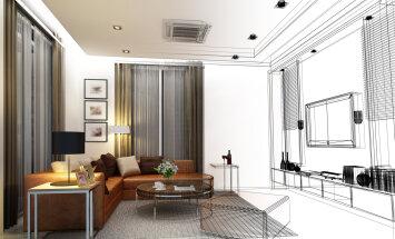Seitse ruumiplaneerijat, mis lihtsustavad kodu kujundamist