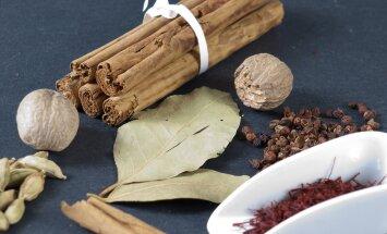 Pidude perioodil kõhuhädade vältimiseks kasutage maitseaineid