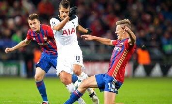 CSKA vs Tottenham