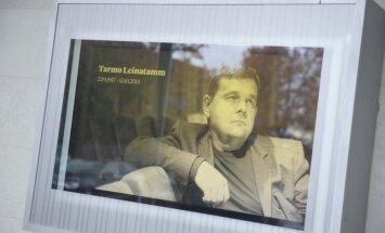 DELFI FOTOD: Head teed, Tarmo! Sõbrad ja tuttavad jätavad täna Tartus Tarmo Leinatammega hüvasti