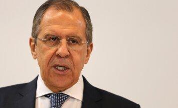 Lavrov: EL-is tellib Vene-vastaseid sanktsioone 5-6 russofoobse riigi agressiivne vähemus
