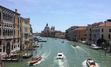 """В Венеции планируют ввести """"налог на любой визит"""""""