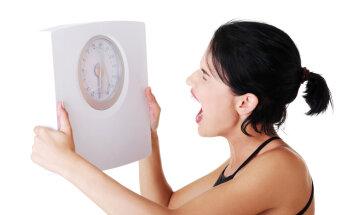 See lõputu ring! Miks kaotatud kilod alati tagasi tulevad?