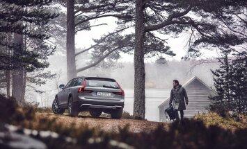 """Otse esietenduselt: Volvo esitles V90 Cross Country't, """"viimast tükki 90-seeria pusles"""""""