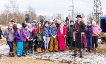 Vastlapäev Tartu Lumepargis 2017