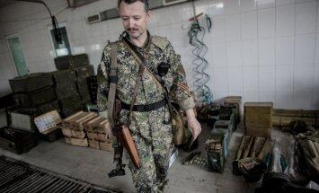Separatistide endine juht Igor Strelkov: meie alustasime Ukraina sõda