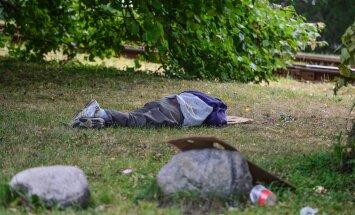 ГРАФИКИ: Больше всего наркоманов умирает от передозировки в Ласнамяэ и Пыхья-Таллинне