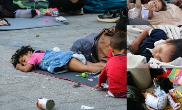 lapsed, pagulased, põgenikud