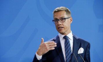 Peaminister Stubb: Soome oleks pidanud NATO-ga liituma juba 1995. aastal