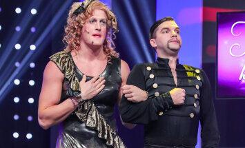 """Suure komöödiaõhtu"""" finaali jõudsid Reet Pull ja Kevin-Christian!"""