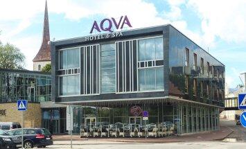 AQVA hotell ja spaa nüüd veelgi parem