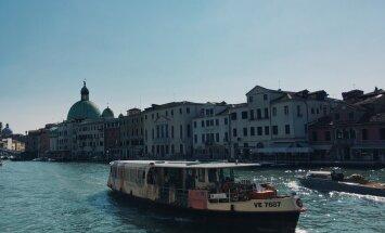 В Венеции ограничили движение по Гранд-каналу